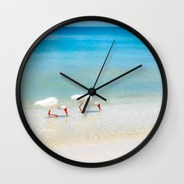 Feeding Time Wall Clock