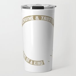 Genuine and Trusted Lawyer Travel Mug