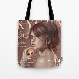 SnK Magazine: Sasha Tote Bag