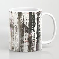 ghost Mugs featuring Ghost  by Peter Coleman