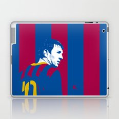 Messi Barcelona Laptop & iPad Skin