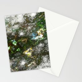 Neural Nodes Stationery Cards