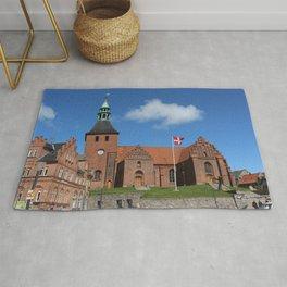 Vor Frue Kirke, Svendborg, Denmark Rug