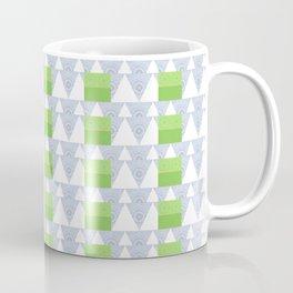 Multilayer Abstract Coffee Mug