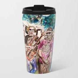 Dark Star Orchestra Grateful Dead Painting Travel Mug