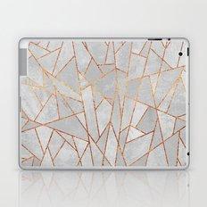 Shattered Concrete Laptop & iPad Skin