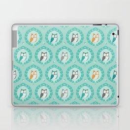 Sweet Owlies - Dusk Laptop & iPad Skin