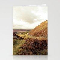 ruben ireland Stationery Cards featuring Ireland. by Ashley Jensen
