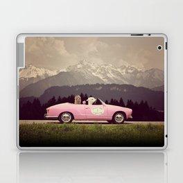 NEVER STOP EXPLORING VII Laptop & iPad Skin