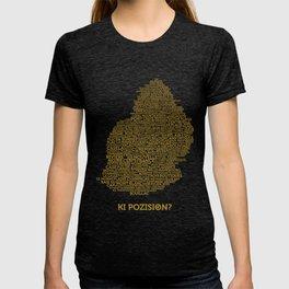 ki pozision / mauritius T-shirt