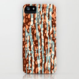 Raster 1 iPhone Case