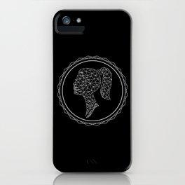 Hunky Punky - Galaxy Black iPhone Case