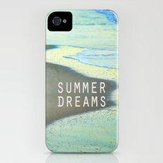 Summer Dreams iPhone (4, 4s) Slim Case