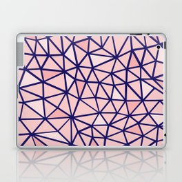 Broken Blush Laptop & iPad Skin