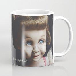 Chatty Wants to Play Coffee Mug