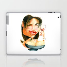 Wine Snob No.4 Laptop & iPad Skin