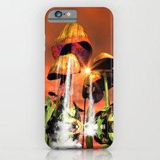 Mushrooms in the sea iPhone 6s Slim Case