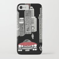 sin city iPhone & iPod Cases featuring sin city by Carmit Levy