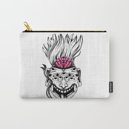 Mutant Brain Carry-All Pouch