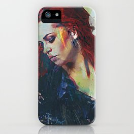 Mostly iPhone Case