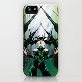 Absolute Power iPhone Case