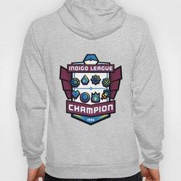 Indigo League Champion - Blue Version Hoody