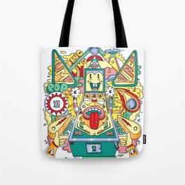 Pin Mania Tote Bag