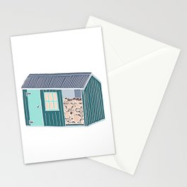 Little Log Cabin Stationery Cards
