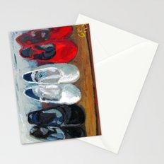 Zapatos de Flamenca Stationery Cards