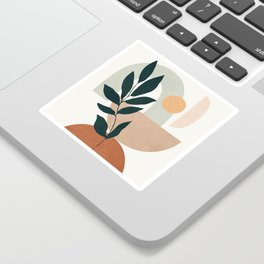 Soft Shapes IV Sticker