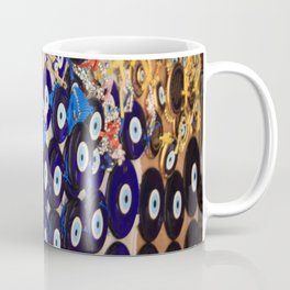 Protection From The Evil Eye - Boncuk Coffee Mug