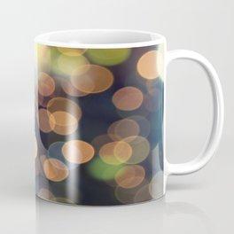 Festive bokeh Coffee Mug