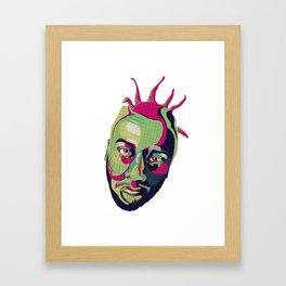 Ol' Dirty Bastard Framed Art Print