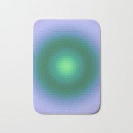 Ripple IV Pixelated Bath Mat
