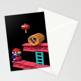 Inside Donkey Kong Stationery Cards