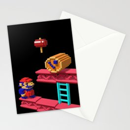 Inside Donkey Kong Stationery Cards