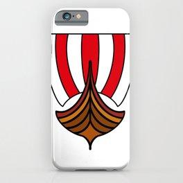 Viking Longboat iPhone Case