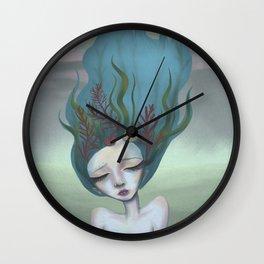 Surreal Ondine Wall Clock