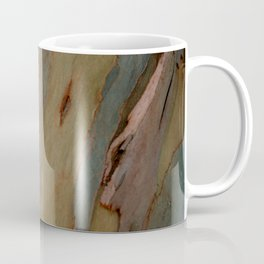 Eucalyptus tree bark Coffee Mug