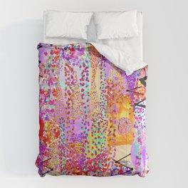 Dance Dots Comforters