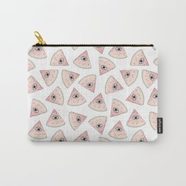 Curious Watermelon Carry-All Pouch