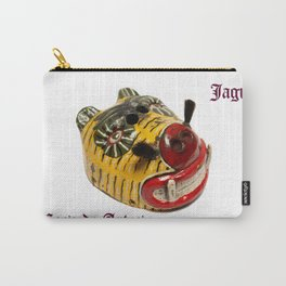 Ceremonial Jaguar Mask Casa de Artes - Antigua Guatemala Carry-All Pouch