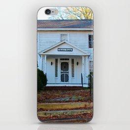 The Vance House iPhone Skin