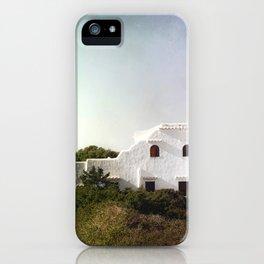 Finca in Majorca iPhone Case