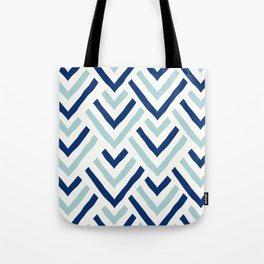Barbados blue Tote Bag