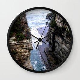 Devil's Kitchen Wall Clock