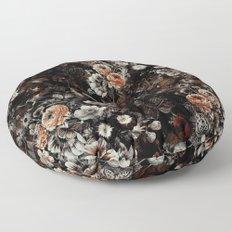 Night Garden V Floor Pillow