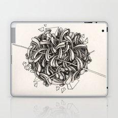 The Knitting Laptop & iPad Skin