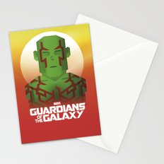 Guardians of the Galaxy - Drax Stationery Cards