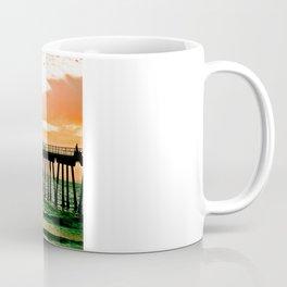 Hermosa Pier (1) Coffee Mug